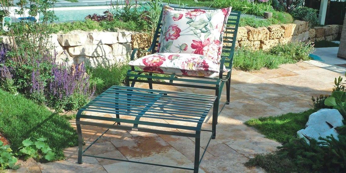 hochwertige Edelstahl Liegen und Sonnensessel - La Sedia Home & Gardenstyle